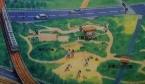 Japan tourist park map funny sign 26